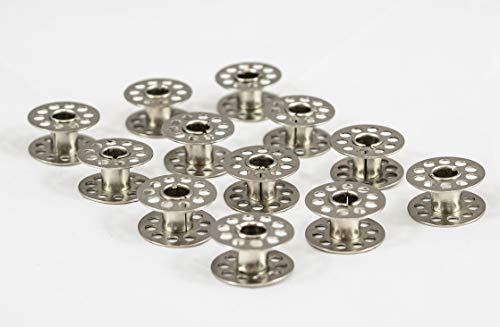 Universal Metal Sewing Machine Bobbins 24 Count Item 1468 Product Name