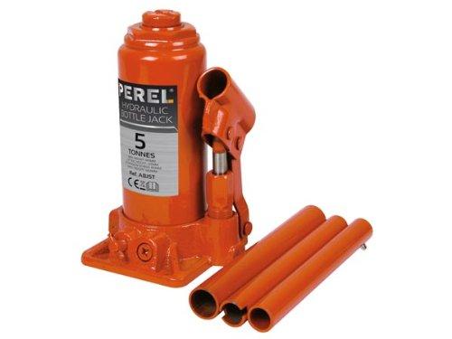 PEREL - ABJ5T hydraulische krik, 5 ton draagkracht (4-pack) 139873
