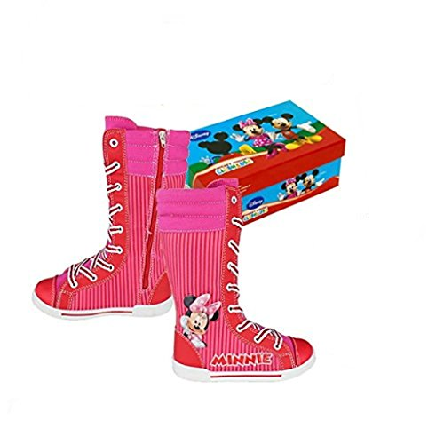Disney Kinder Schuhe Winterboots Minnie Mouse (35)