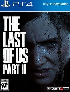 The Last Of Us Part 2 II Ps4 Envio Digital