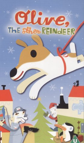 Olive, The Other Reindeer [VHS]