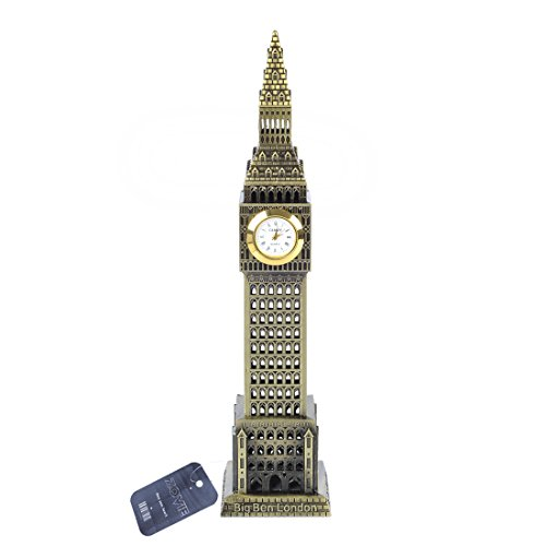 Zovie Big Ben Statue London Landmarks Glorious Home...