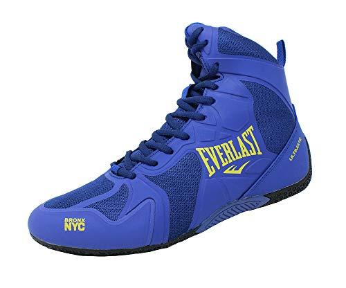 Everlast P00001078, scarpe da boxe, unisex, per adulto, Blu (Blu), 39 EU