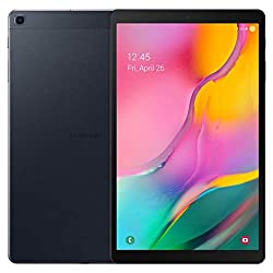 Image of 2019 Samsung Galaxy Tab A 10.1-inch Touchscreen (1920x1200) Wi-Fi Tablet Bundle, Exynos 7904A Processor, 3GB RAM, 128GB Memory, BMali-G71 MP2 Graphics, Bluetooth, Tigology Case, Android 9.0 Pie OS: Bestviewsreviews