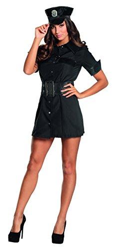 Boland 83548 - Poliziotta Sexy Costume Donna, Blu, S (36/38)