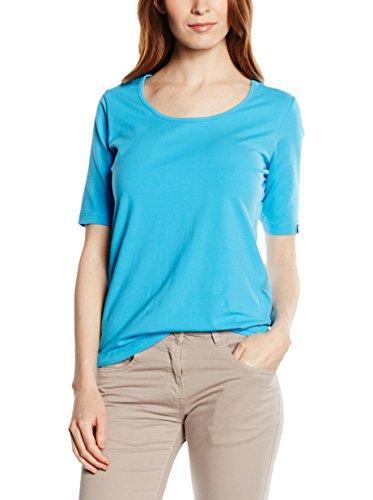CMP - F.lli Campagnolo T-Shirt pour Femme 48 Turquoise - Danubio