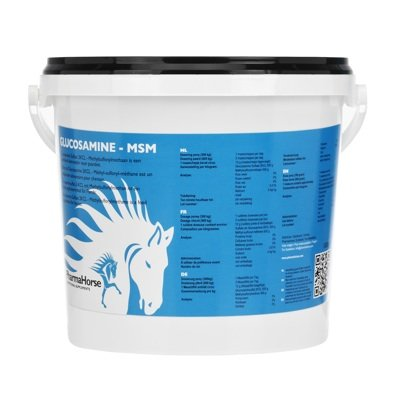 PharmaHorse Glucosamin & MSM Pferd 1000 Gramm