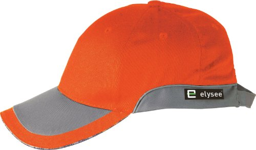 elysee Cap - orange/dunkelgrau