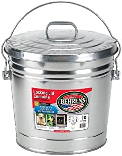 Best 10 gallon steel bucket Reviews