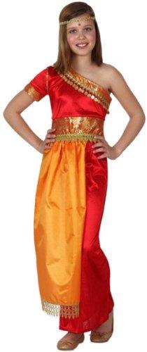 Atosa 8422259158417 - Disfraz hindu para niña, talla 116