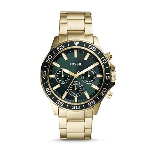 Fossil BQ2493 BQ2493 - Reloj multifunción (Acero Inoxidable), Color Dorado
