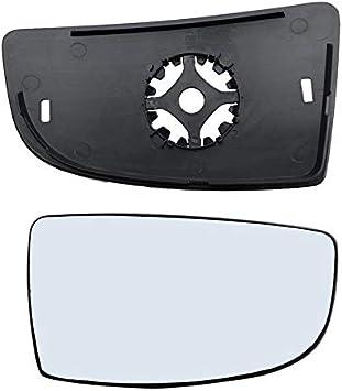 Cristal espejo de ala derecha lado del conductor para Ford Transit Conectar 2014-2018