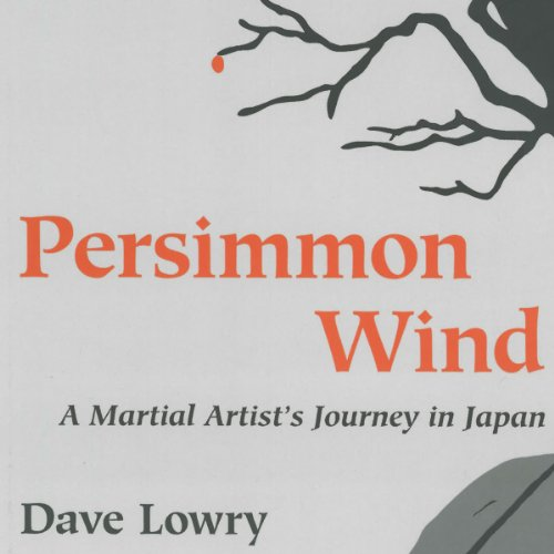 Persimmon Wind audiobook cover art