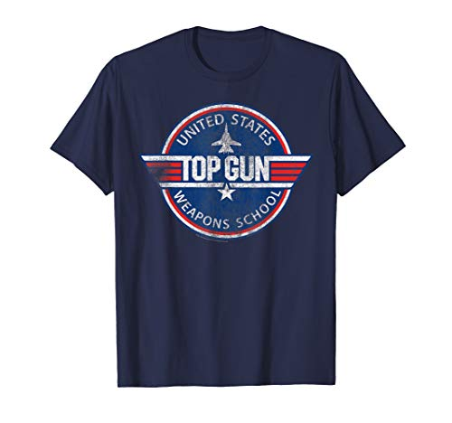 Top Gun Weapons School T-Shirt for Adults and Youth, Many Colors