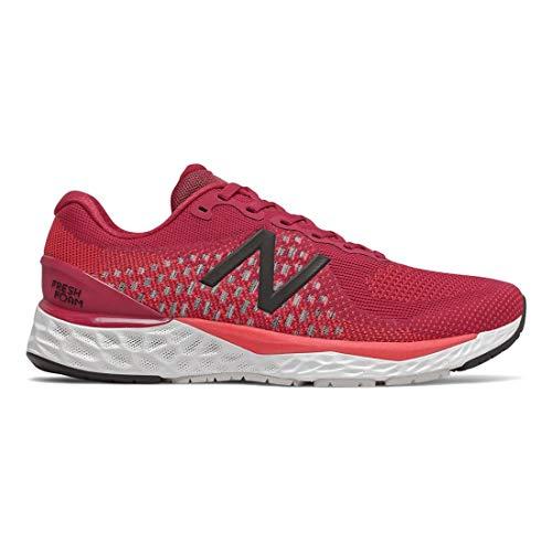 New Balance M880R10, Sneaker Hombre, Rojo, 41 EU