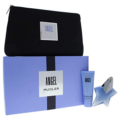 Thierry Mugler Gs Angel Eau de Parfum Vapo, 25 ml + Body Lotion 50 ml