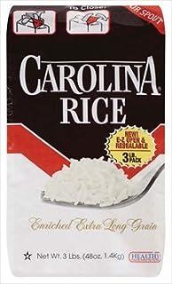 Carolina Enriched Extra Long Grain Rice 48 oz