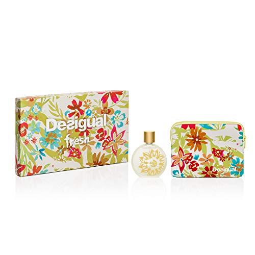 Desigual Parfüm Set Fresh 100 ml/Federmäppchen Michelle