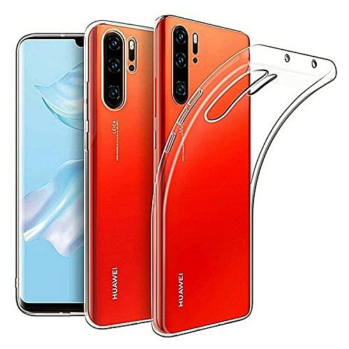 ObaStyle - Carcasa ultratransparente para iPhone Samsung y Huawei