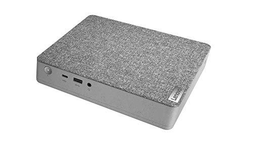 Lenovo IdeaCentre 310S Slim Desktop PC (AMD A9-9425, 256GB SSD, 8GB RAM, AMD Radeon R5 Grafik, Windows 10 Home) schwarz inkl. Tastatur + Maus
