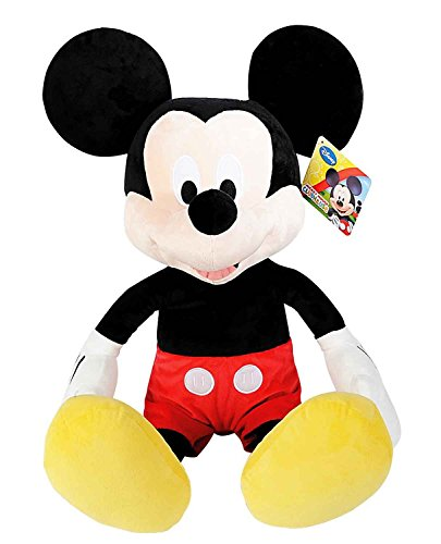 Disney - Mickey Mouse Clubhouse: Giant 80cm Mickey Mouse Plush Soft Toy
