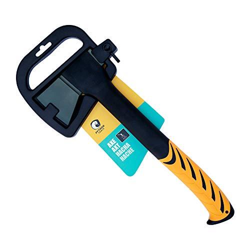 Python Super Chopping Axe 3G Indestructible Nylon Fiberglass 440 GMS / 14' (355 MM)