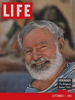LIFE Magazine September 5, 1960