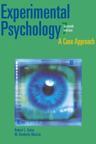 Medical Experimental Psychology