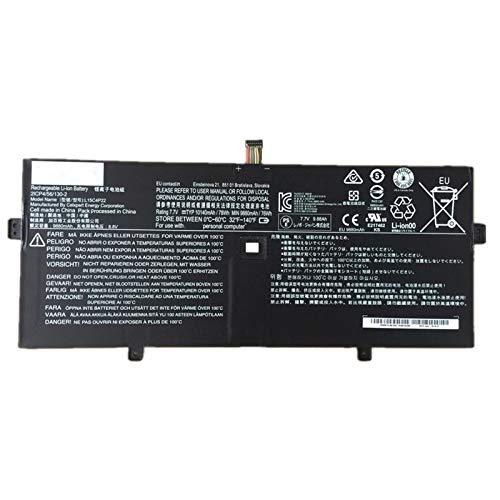 Bter 7.7V 78Wh Ordinateur portable L15C4P22 L15M4P23 Batterie Compatible avec Lenovo YOGA910 YOGA5 PRO Tablet