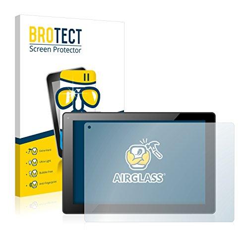 BROTECT Panzerglas Schutzfolie kompatibel mit Odys Gate - AirGlass, 9H Festigkeit, Anti-Fingerprint, HD-Clear
