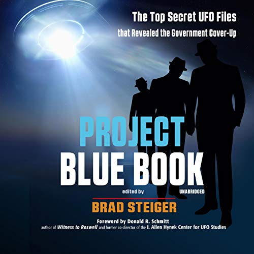 Project Blue Book cover art