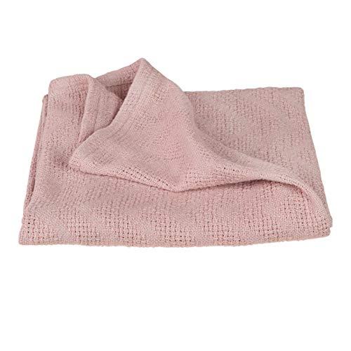 Roba Lil Planet - Manta orgánica rosa rosa/malva