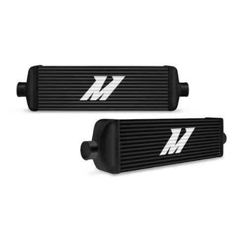 Mishimoto - MMINT-UJB Universal Intercooler J-Line, Black