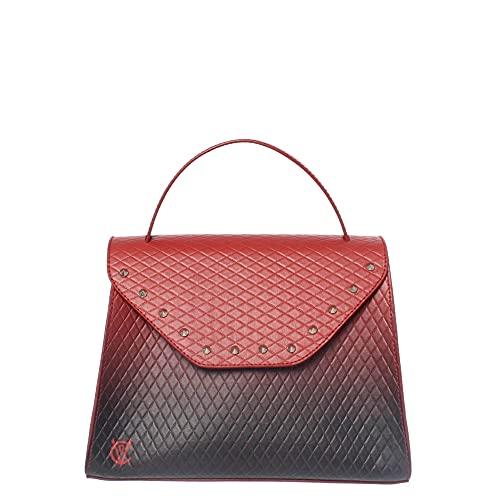 bolsa roja para dama fabricante W Capsule