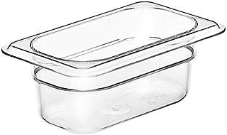 Cambro 92CW135 1/9 - Sartén para gastronorm, transparente