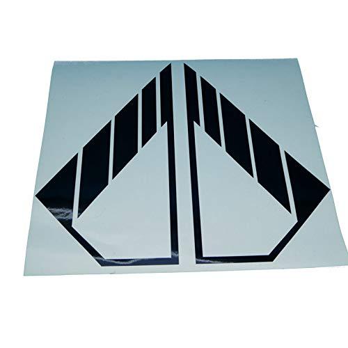 Hercules K50 Ultra LC Sitzbank Heck Zierrand Zierstreifen Rahmen, Ersatzteil Sticker für Heck Schriftzug Dekor. Zum Oldtimer Restaurieren von Lack und Verkleidung. Alternativ zum Motorrad Emblem