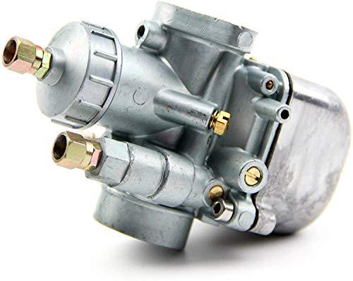 Tuning Vergaser Set 19N1-11 + Flanschdichtung + Benzinschlauch für Simson S51 - KR51/2 Schwalbe