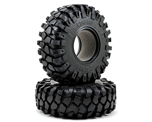 RC 4WD Z-T0087 Rock Crusher X/T 2.2 Tires (2)
