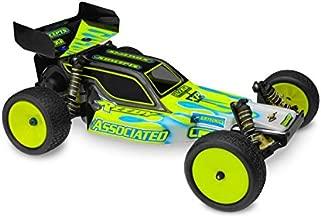 J Concepts JCO0279 DETONATOR - RC10 WORLDS CAR BODY - CLEAR