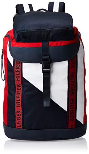 Tommy Hilfiger - Color Mix Flap Backpack