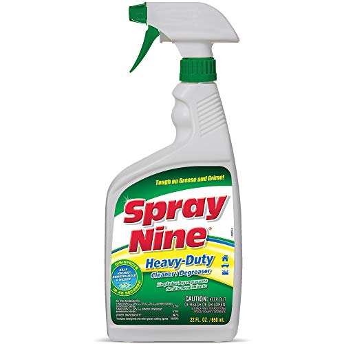 Spray Nine 26832 Heavy Duty Cleaner/Degreaser and Disinfectant