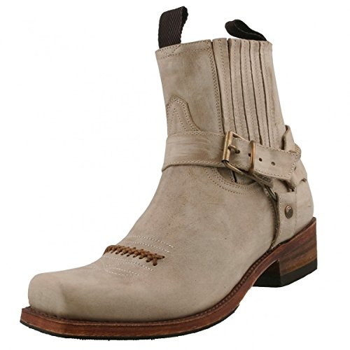Sendra Boots, Stivali uomo Beige beige, Beige (beige), 47