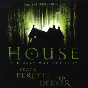 House audiobook cover art