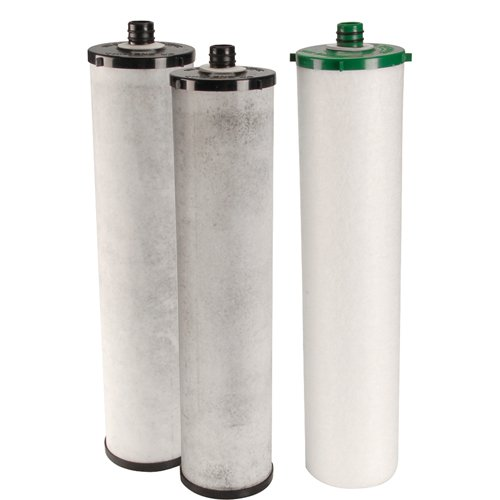 SELECTO SCIENTIFIC IC10/620-2 Water Filtration Cartridge Kit Formerly MF620CC water filter systems 109-0027C