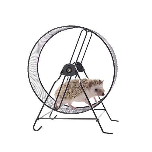 KEBY Laufrad für Hamster, Rennmäuse, Mäuse und Kleintiere