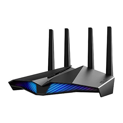 ASUS WiFi 無線 ルーター WiFi6 4804+574Mbps デュアルバンドゲーミング RT-AX82U【 メッシュ機能付 】【3...