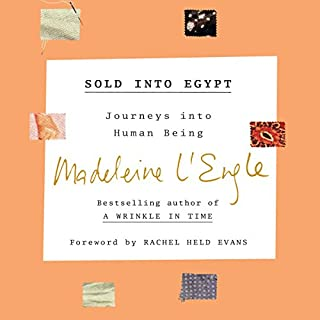 Sold into Egypt audiobook cover art