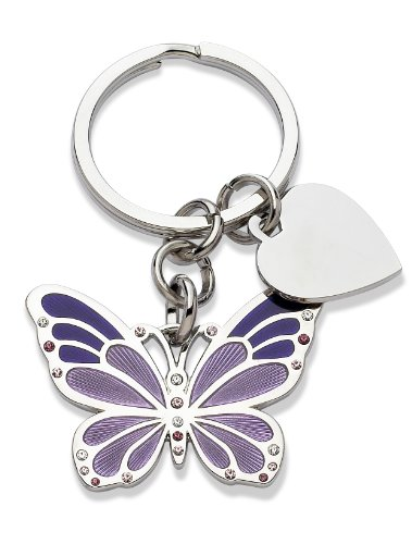 Keychain de Porte-cl/és Amour Vous Papa p/ère de Fille ou Fils BESTOMZ Cadeau de f/ête des p/ères Porte-cl/és Bijoux Porte-cl/és B