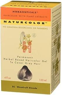 Naturcolor 8C Woodruff Blonde Hair Dyes, 4 Ounce