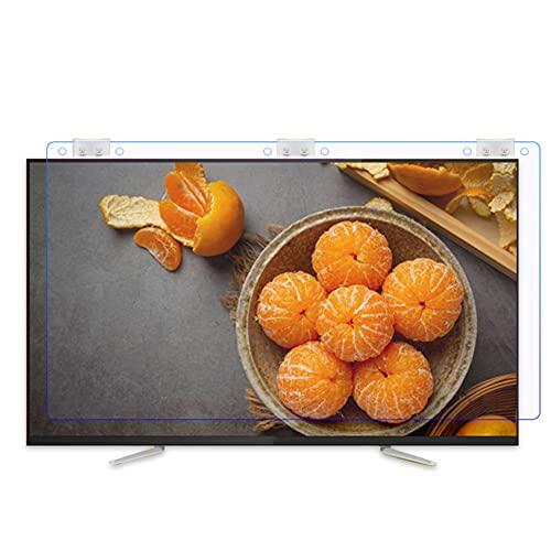 Protector de pantalla de TV - Película de protección ocular con reducción de luz azul antirrayas de 32-49 pulgadas para LCD, LED, OLED y QLED 4K HDTV/A / 32 inch(733x442mm)